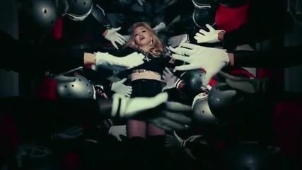 Madonna ft. M.i.a. and Nicki Minaj - Give me all your luvin'