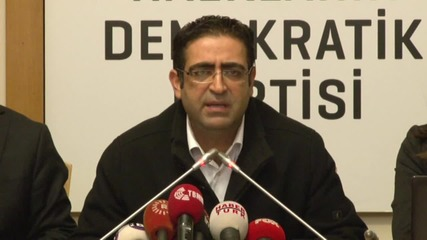 Turkey: Dozens still trapped in Cizre basement as govt. continue block on medical access - HDP