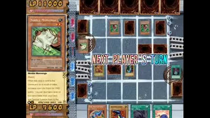 Yu - Gi - Oh Joey the passion duel with me and my cards