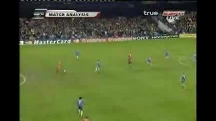 Челси - Ливърпул 3 - 2