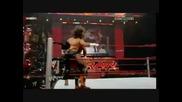 Wwe Raw Carlito vs Chris Masters ( Eve целува Chris Masters)