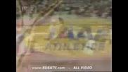 Бланка Влашич - Злато На Висок Скок Световно Първенство 203см