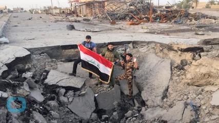 U.S., Allies Conduct Air Strikes Against Islamic State