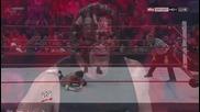 Кейн vs Даниел Браян vs Си Ем Пънк * Wwe No Way Out 2012 *