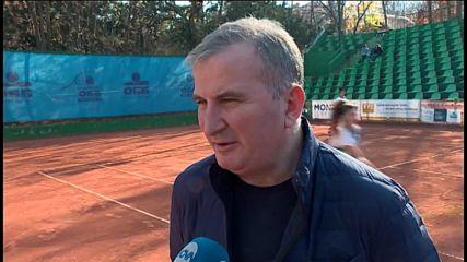 Горан Джокович: Ще опитам Григор Димитров да играе в София, както и Новак