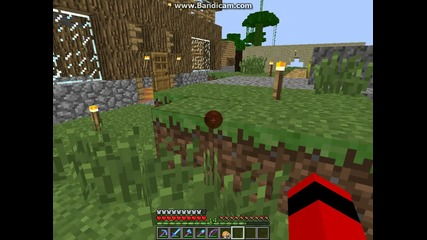 hil4obg in singleplayer survival ep.3 мапът ми на 1.6.2
