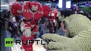 USA: Comic-Con 2015 opens to hordes of fans in San Diego