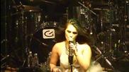 Dulce Maria canta _reloj de Arena_ en Extranjera On Tour Brasilia