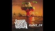 Gorillaz - Superfast Jellyfish ( Plastic Beac 2010 )