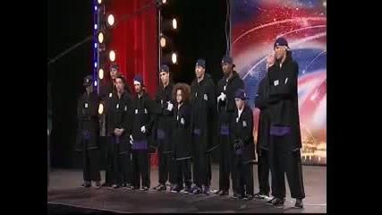 Великобритания търси таланти Hip Hop - Diversity