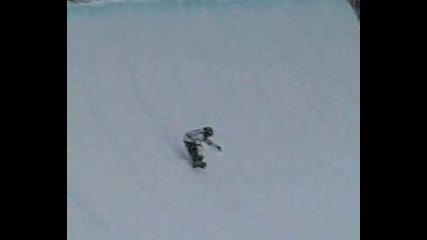 13 Years-Snowboarder Sage Kotsenburg In Park City