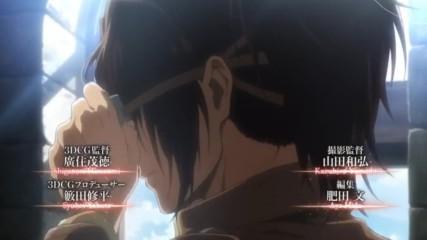 Attack on Titan: Opening 3 - Season 2 Op 1 [hd]