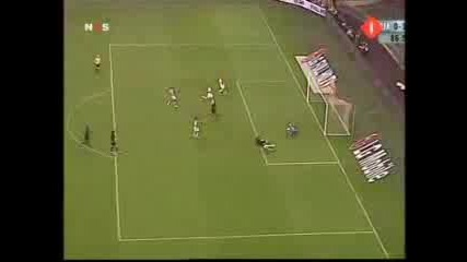 Ajax Vs Arsenal 0 - 1 V. Persie