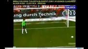 Бока Хуниорс - Милан 1:1 Дузпа на Баталия