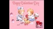 Chestit Sveti Valentin skypi potrebiteli na Vbox7