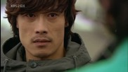 "Iris E08 Hwon Jun Vs Top ""hq"" Bg subs"