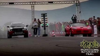 Ненормално Audi 90 Quattro - 1000 Hp