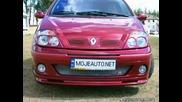 Renault Megane Scenic Tuning.avi
