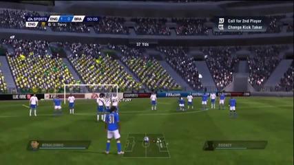 Fifa 11 best free kicks