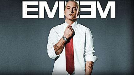 Еминем - най-продаваният изпълнител на планетата