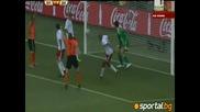14.06.2010 Холандия - Дания 2:0 Всички голове в мача – Мондиал 2010 Юар