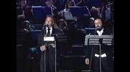 Luciano Pavarotti & Michael Bolton - Vesti La Giubba (Live)