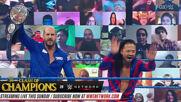 Gran Metalik vs. Shinsuke Nakamura: SmackDown, Sept. 25, 2020