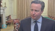 David Cameron Says He Won't Run for a Third Term and Names Potential Successors
