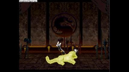 Mortal Kombat Trilogy Super Demonstration
