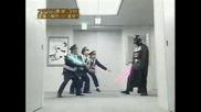 Police Vs. Darth Vader - Round 2