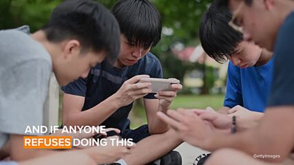 China doesn't want kids to play games at night