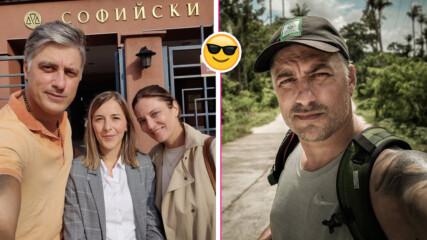 Вече официално: Актьорът Владо Карамазов с ново име, смени си го и в съда