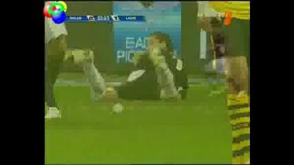 22 - 09 - 08 - Milan - Lazio 4:1