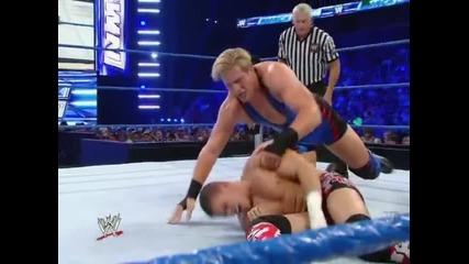 Tyson Kidd vs Jack Swagger [ Wwe Smackdown, 29.6.12 ]