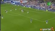 Евертън - Ман.юнайтед 3 : 3 ! Бербатов с гол за Юнайтед !!!