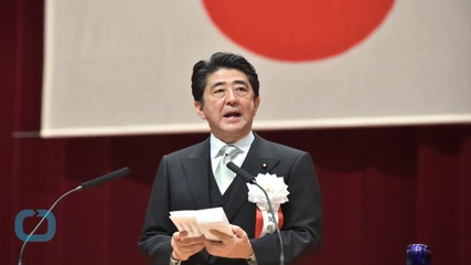 Japanese PM Abe to Address U.S. Congress on April 29th