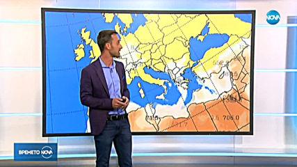 Прогноза за времето (14.10.2019 - обедна емисия)