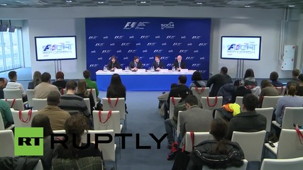 Russia: Formula 1 Russian Grand Prix 2015 tickets go on general sale