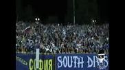 Levski Sofia Ultras season 2009/2010, 1st half