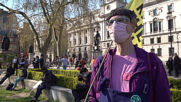 UK: Thousands of demonstrators join 'Kill the Bill' protests in London