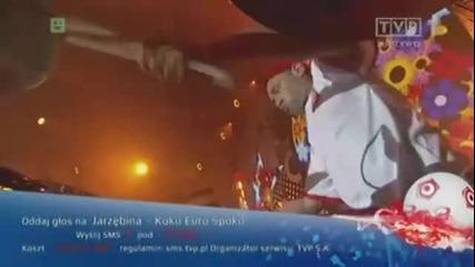 8 Полски Баби Пеят На Евро 2012