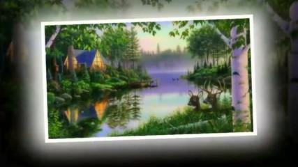 От лятото към есента ... (painting)