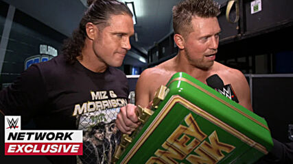 Will The Miz cash in on Raw tomorrow night?: WWE Network Exclusive, Oct. 25, 2020