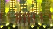Nine Muses - Dolls @ 2013 Tvb Golden Viva Spectacular [09/02/12]