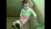 Моята сладка племенница :*