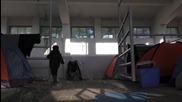 Гърция: Бежанци са принудени да живеят като животни в Идомени