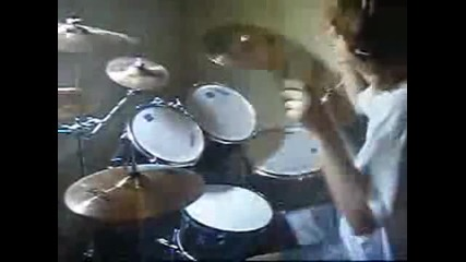 linkin park in the end drum cover