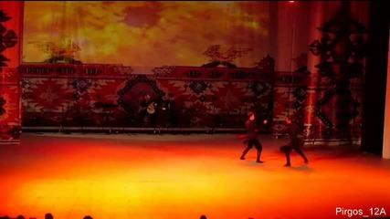 Международен фолклорен фестивал Бургас 2015: Невероятно изпълнение от Грузия