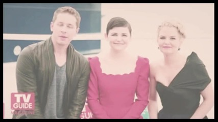 hearing the song in your laughter | ginnifer&josh