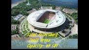 Световната купа в Русия 2018-стадиони//world Cup Russia 2018 - Beautiful Stadiums.